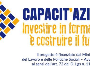 Il terzo settore alla prova della riforma con il progetto Capacit'Azione