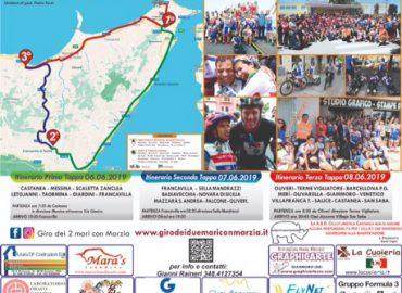 4^ Edizione del Giro dei 2 mari con Marzia