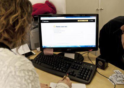 I servizi logistici del CESV Messina per le organizzazioni di volontariato