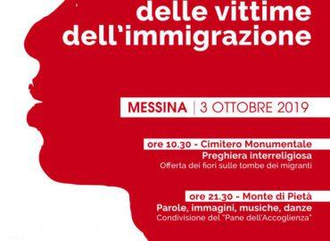 3 ottobre, Giornata nazionale in memoria delle vittime dell'immigrazione
