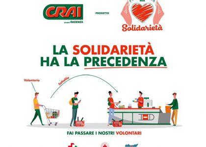 Misericordie, ANPAS, Croce Rossa e Gruppo CRAI