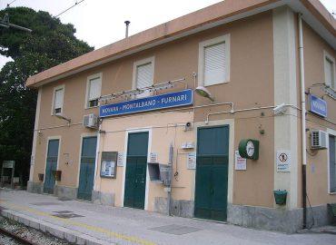 """Ad """"Angeli sull'asfalto"""" la stazione Rfi """"Novara-Montalbano-Furnari"""""""