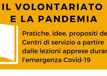 I Csv, il volontariato e la pandemia