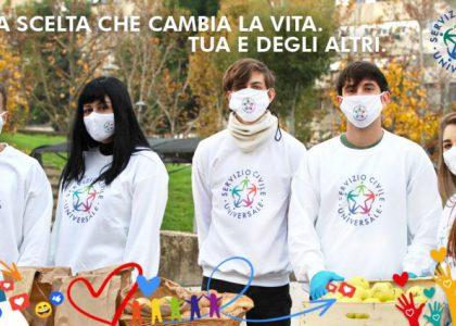 Integrazione posti al Bando giovani e proroga scadenza al 15 febbraio 2021. Progetto TE.LE.MA.CO. : opportunità al CESV Messina