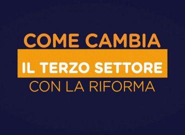 Terzo settore: Il cantiere della riforma è on line