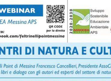 """AssoCEA Messina, dal 9 aprile gli """"Incontri di natura e cultura"""""""