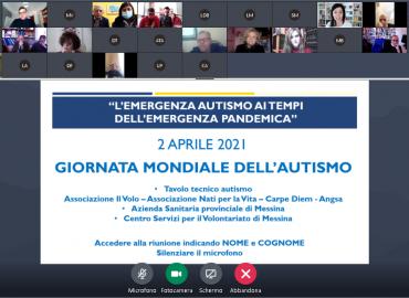 """Autismo, le associazioni dei familiari di Messina presentano un """"ordine del giorno"""" alle istituzioni"""
