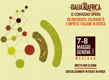 7-8 maggio, Convegno Spera:  Volontariato, solidarietà e imprese italiane in Africa
