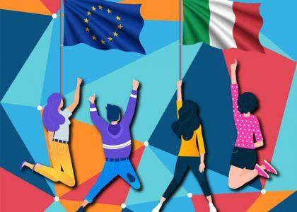 """""""Next Generation You"""" – Le priorità dei giovani per la ripresa dell'Italia"""