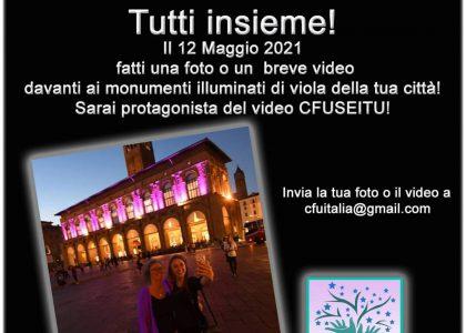 """12 maggio, """"Giornata mondiale della fibromialgia. Le iniziative in Sicilia"""