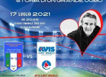 17 luglio, Piraino – l'Avis Sant'Angelo organizza il 1° memorial Mario Pintaudi