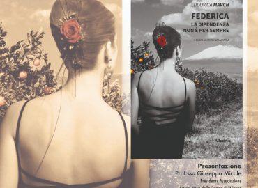 """23 luglio, Milazzo. Astrea presenta il libro """"Federica. La dipendenza non è per sempre"""""""