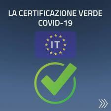 A partire dal 15 ottobre, obbligo del Green Pass. Procedure da seguire e documenti utili
