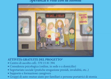 """L'associazione MenteCorpo attiva il progetto """"Un Sacc…o bello!"""""""
